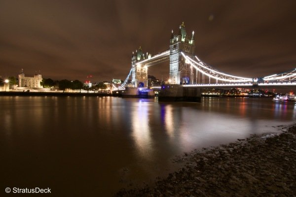 Tower Bridge + Tower of London