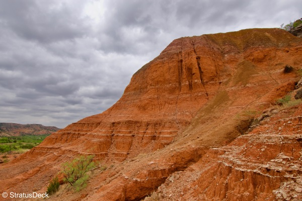 Red Cliffs of Texas