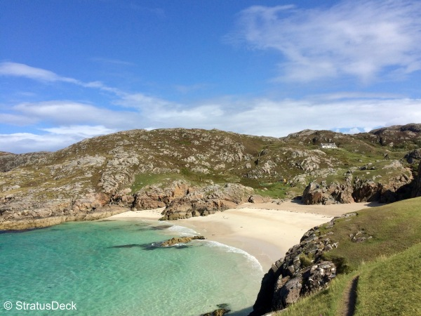 The Beach at Achmelvich