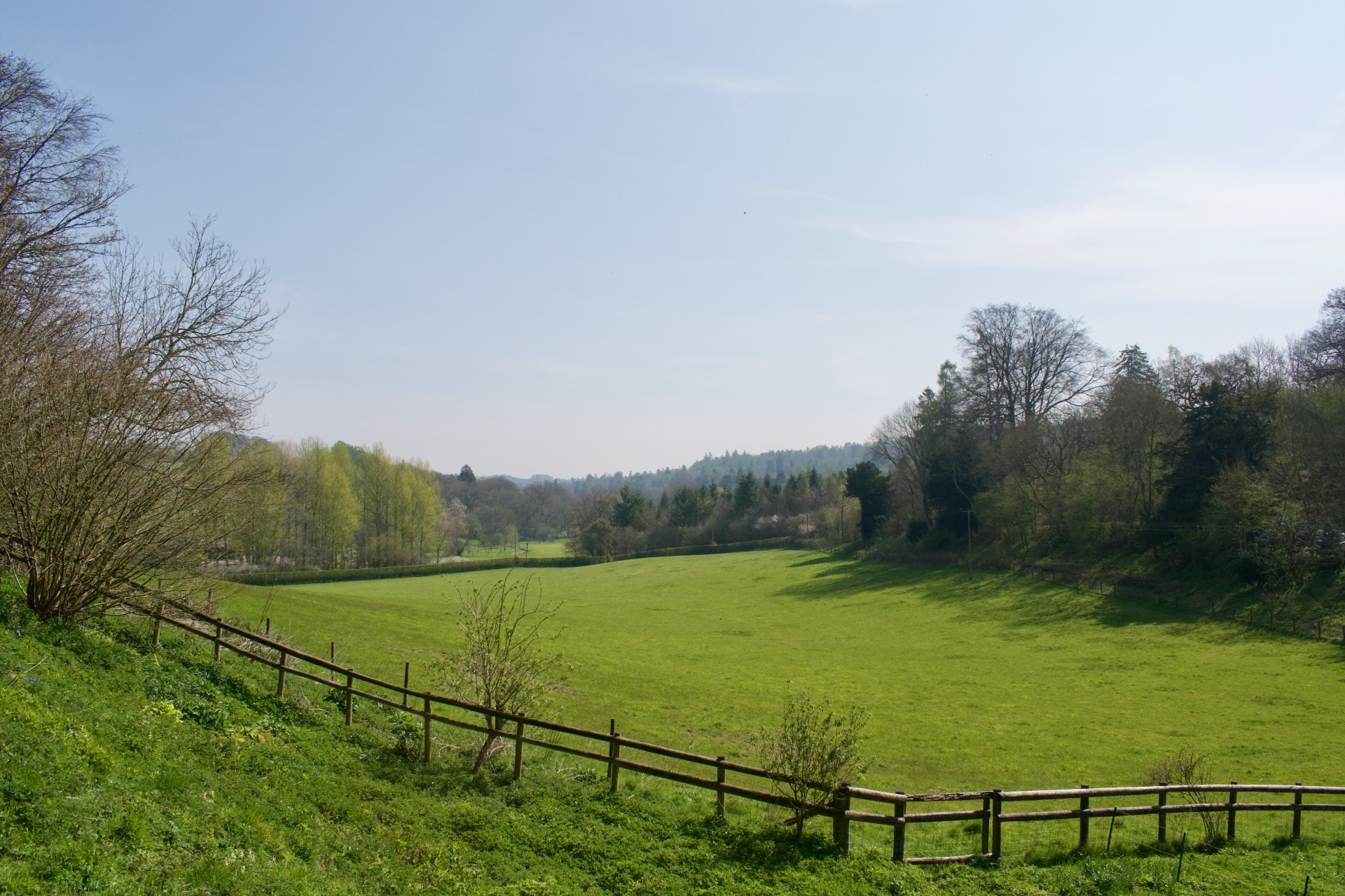 Gloucestershire in the Spring
